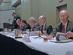 Judges at Conference