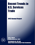 Recent Trends in U.S. Services Trade