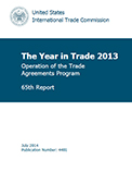 The Year in Trade 2013